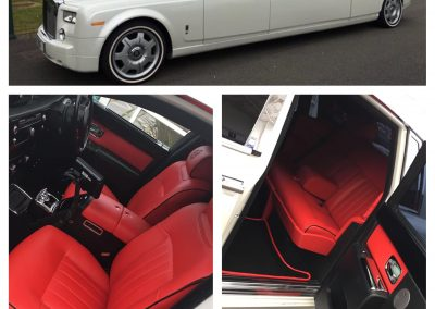 Rolls Royce Phantom Limo 1