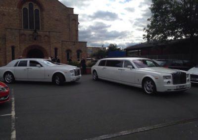 wedding-2 chauffeur hire