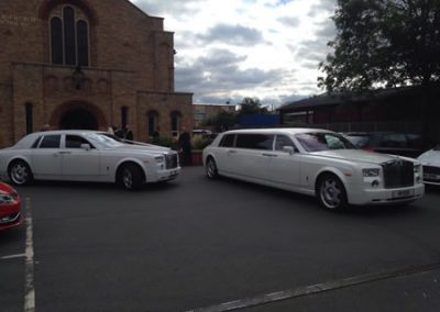 wedding-2 chauffeur hire