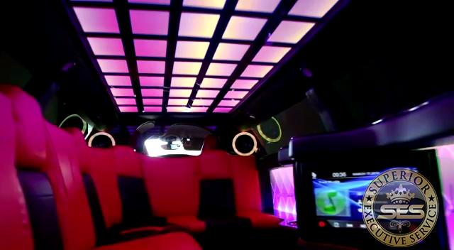 porsche panamera limo